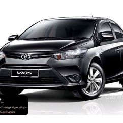 Toyota Yaris Trd Malaysia Spoiler Vios 2018 J 1.5 In Johor Automatic Sedan Others For ...
