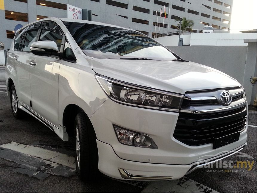 harga mobil all new kijang innova 2018 type q toyota g 2 0 in selangor automatic mpv white for rm