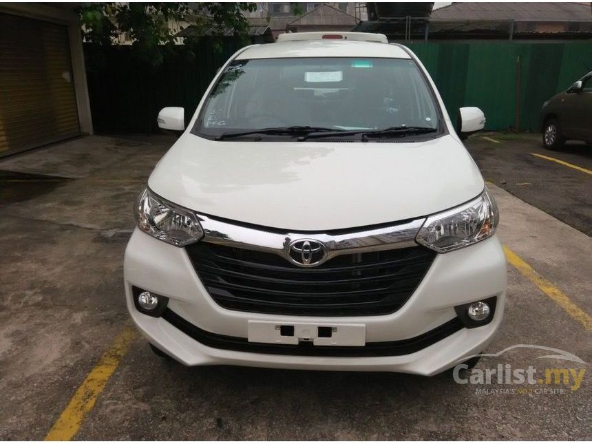 roof rack grand new avanza all 2018 toyota 2016 g 1 5 in kuala lumpur automatic mpv white for rm