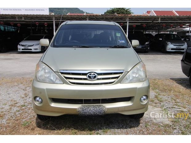 harga grand new avanza 2016 bekas all kijang innova 2.4 a/t diesel search 45 toyota cars for sale in penang malaysia carlist my
