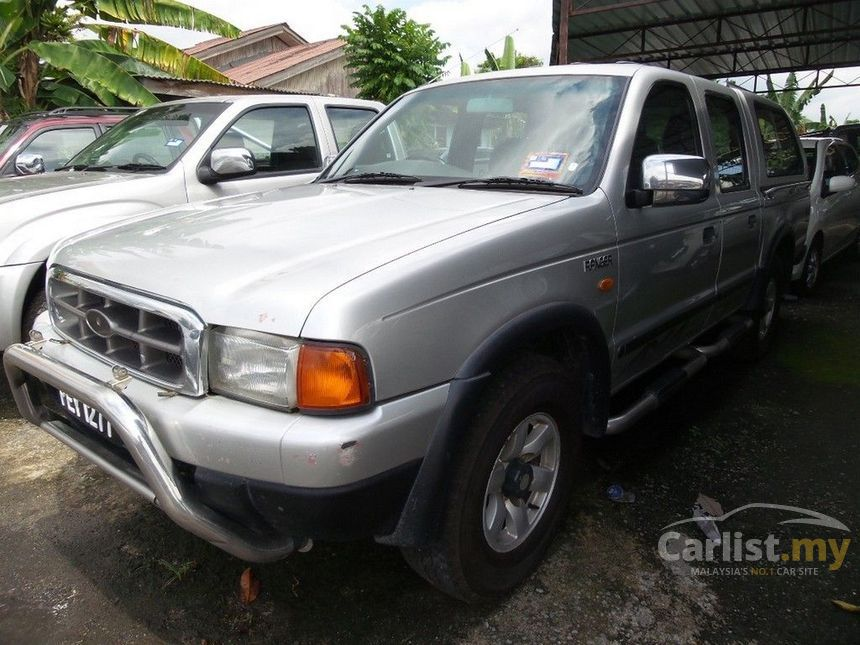 ford ranger 2000 xlt 2 5 in selangor manual pickup truck silver for rm 21 800 4412814 carlist my