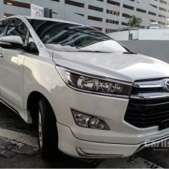 All New Kijang Innova 2.0 G Q At Toyota 2018 2 0 In Selangor Automatic Mpv Silver For Rm