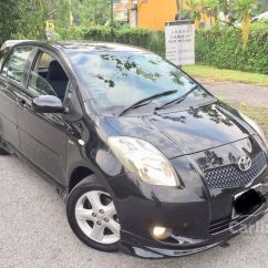 Toyota Yaris Trd Malaysia New Agya 2019 2007 G 1 5 In Selangor Automatic Hatchback Black For Rm