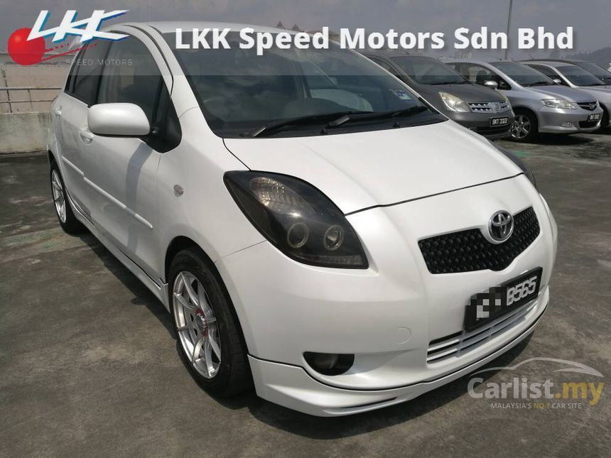 toyota yaris trd kit new sportivo indonesia 2007 s sporty 1 5 in kuala lumpur automatic hatchback