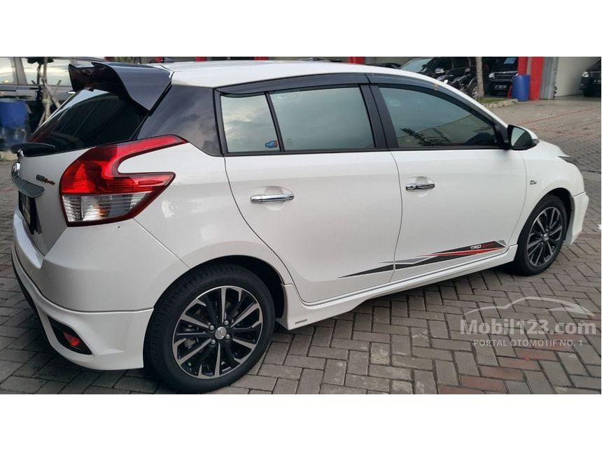 toyota yaris trd 2017 indonesia grand new avanza vs great xenia jual mobil sportivo 1 5 di banten automatic hatchback