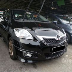 Toyota Yaris Trd Specs Cover Ban Serep Grand New Avanza Vios 2012 Sportivo 1 5 In Johor Automatic Sedan Black For