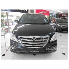 Grand New Kijang Innova V 2014 Kamera Parkir Veloz Jual Mobil Toyota 2 5 Di Dki Jakarta Manual Mpv