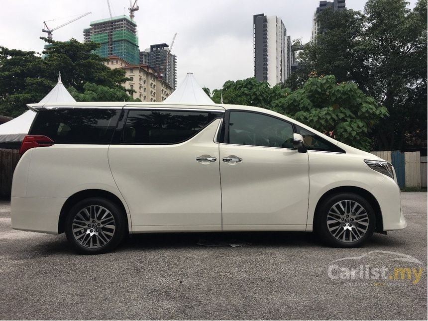 all new alphard executive lounge review grand veloz 1.5 toyota 2016 3 5 in kuala lumpur automatic local