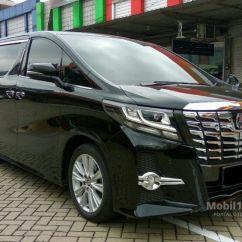 Jual All New Alphard 2.5 X A/t Mobil Toyota 2015 G 2 5 Di Dki Jakarta Automatic Van Wagon