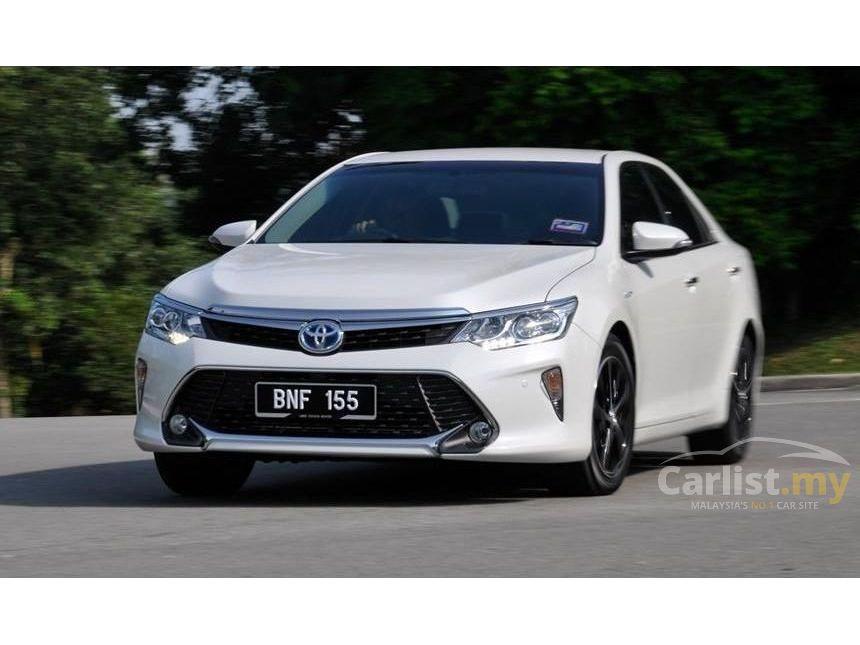 all new camry 2016 harga toyota yaris trd baru hybrid 2 5 in selangor automatic sedan others for