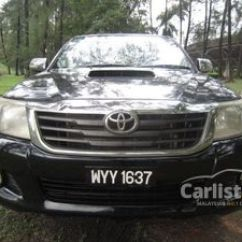 Toyota Yaris 2014 Trd Bekas Grand New Veloz Merah Search 1 499 Hilux Cars For Sale In Malaysia Carlist My 2 5 G Vnt Pickup Truck