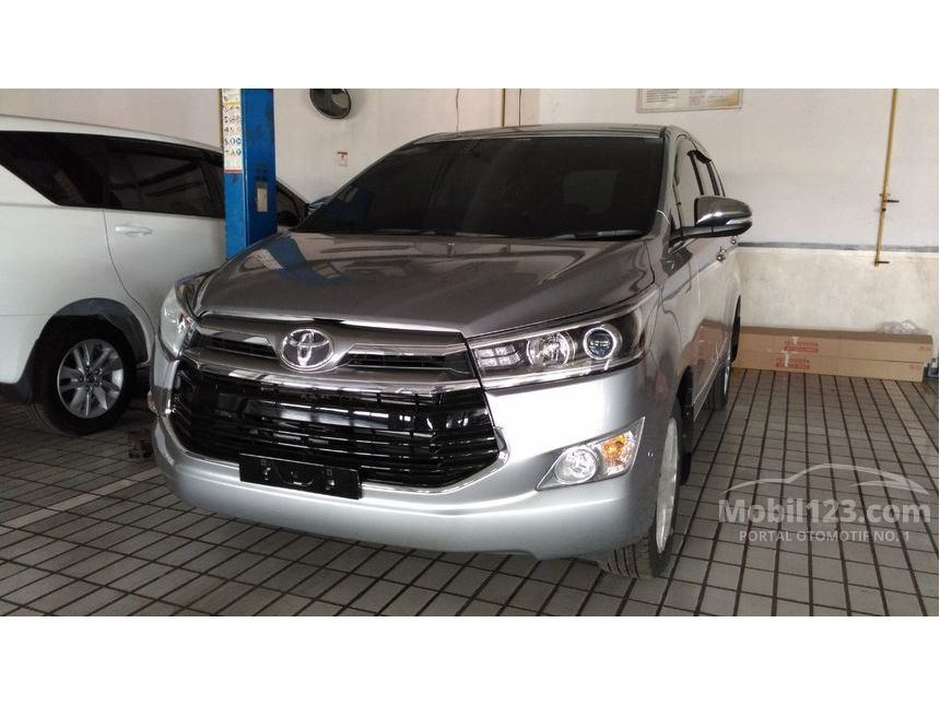 all new kijang innova v diesel konsumsi bensin jual mobil toyota 2018 2 4 di jawa timur automatic mpv