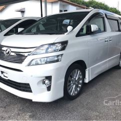 All New Vellfire Price Grand Avanza 1.3 G M/t 2018 Toyota 2012 Z 2 4 In Selangor Automatic Mpv White For Rm