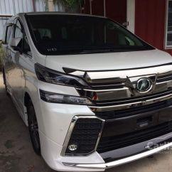 All New Toyota Vellfire 2017 Harga Terbaru Grand Avanza 2018 2 5 In Selangor Automatic Mpv White For Rm