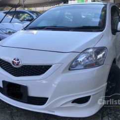Toyota Yaris Trd Sportivo Manual 2012 Uae Vios J 1 5 In Selangor Sedan White For Rm 30 800