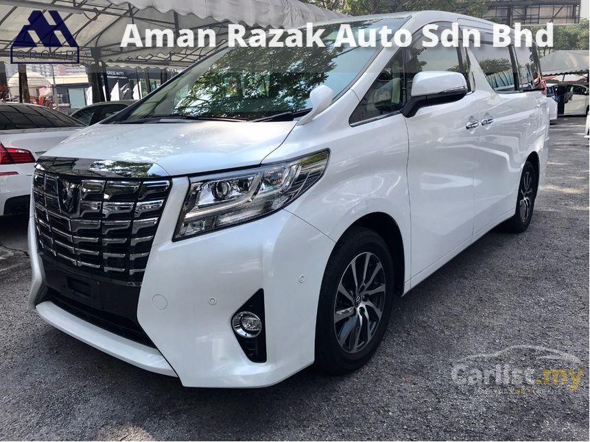all new alphard 2021 no mesin grand avanza toyota 2015 g s c package 2 5 in kuala lumpur automatic mpv