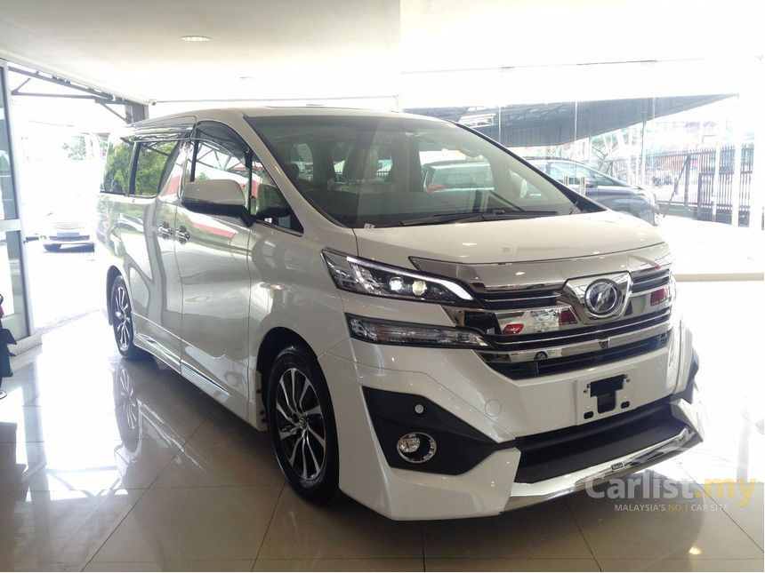 all new vellfire price oli mesin grand veloz toyota 2016 executive lounge 3 5 in kuala lumpur automatic mpv
