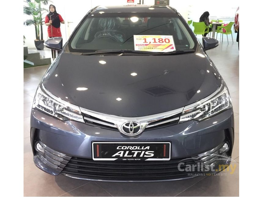 all new toyota altis 2018 grand avanza warna corolla g 1 8 in selangor automatic sedan others