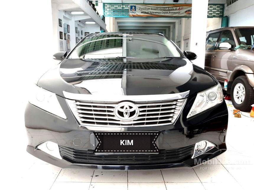 jual all new camry harga spoiler grand avanza 2016 mobil toyota 2014 v 2 5 di jawa timur automatic sedan
