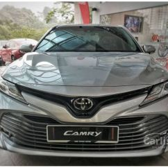 All New Toyota Camry 2019 Malaysia Yaris Trd Manual 2018 V 2 5 In Selangor Automatic Sedan Silver For Rm