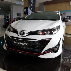 Toyota Yaris Trd Reset Alarm Grand New Avanza Jual Mobil 2018 Sportivo 1 5 Di Dki Jakarta Hatchback
