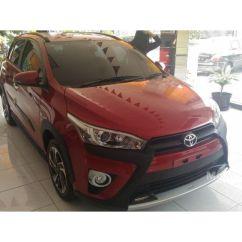 Harga New Toyota Yaris Trd 2018 Modifikasi Grand Avanza 2016 Jual Mobil Sportivo Heykers 1 5 Di Jawa Timur Hatchback