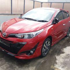 Harga New Yaris Trd 2018 Perbedaan All Kijang Innova G Dan V Jual Mobil Toyota Sportivo 1 5 Di Dki Jakarta Manual Hatchback