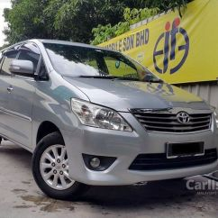 All New Kijang Innova Spec Brand Toyota Camry For Sale 2012 G 2 0 In Kuala Lumpur Automatic Mpv Silver Rm