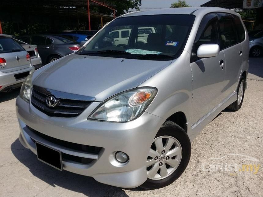 grand new avanza silver metallic harga second 2015 toyota 2009 s 1 5 in selangor automatic mpv for rm