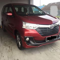 Harga Grand New Veloz 1.5 2017 All Camry 2018 Indonesia Toyota Avanza E 1 5 In Selangor Automatic Mpv Red For Rm 73 588