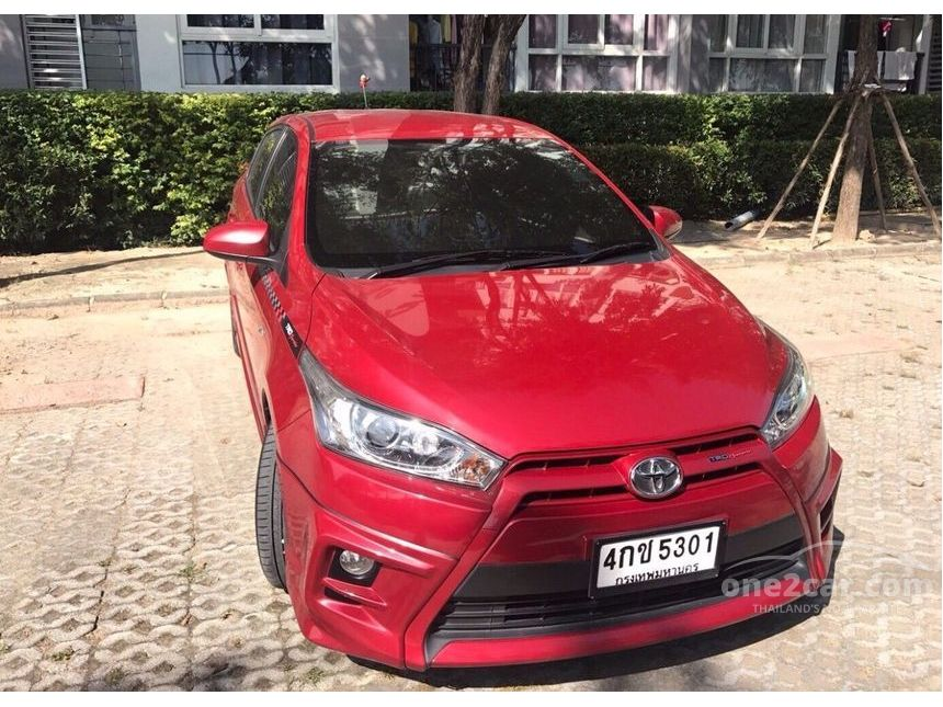 new yaris trd sportivo 2014 all camry commercial song toyota 1 2 in กร งเทพและปร มณฑล automatic hatchback