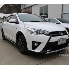 New Yaris Trd All Camry 2017 Toyota 2016 Sportivo 1 2 In กร งเทพและปร มณฑล Automatic Hatchback
