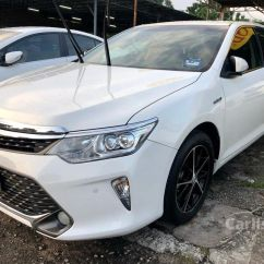 Brand New Camry Hybrid Perbedaan Grand Veloz 1.3 Dan 1.5 Toyota 2015 2 5 In Johor Automatic Sedan White For Rm