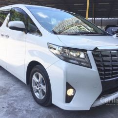 All New Alphard 2.5 X Interior Camry 2016 Toyota 2015 G S C Package 2 5 In Kuala Lumpur Automatic Mpv
