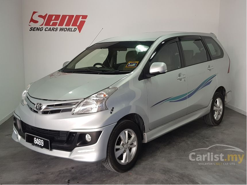 grand new avanza silver metallic cover spion toyota 2016 g 1 5 in selangor automatic mpv for rm