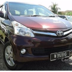 Grand New Avanza G 1.5 Kelemahan Veloz Toyota 2013 1 5 In Selangor Automatic Mpv Purple For Rm Auto Full Spec Facelift Tip Top Condition Service By Multifunction Steering Nice Number Plate 9128