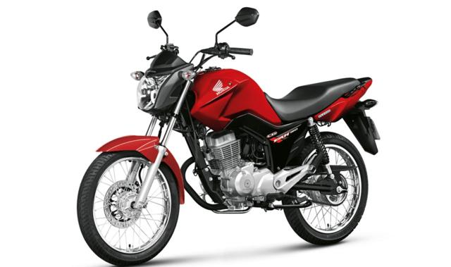 Honda CG 150 2015 iMotos
