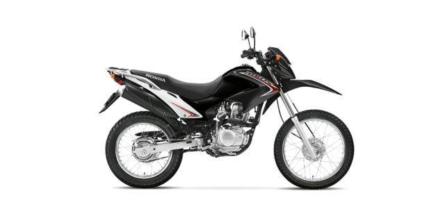 Honda NXR 125 2015 iMotos