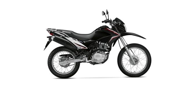 Honda NXR 150 2015 iMotos