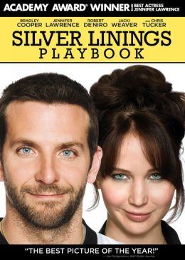 DVD cover for Silver Linings Playbook
