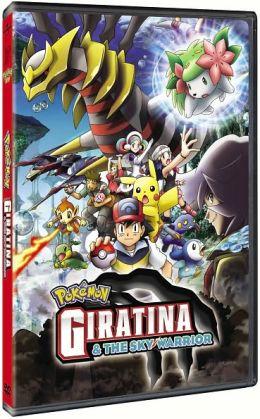 Pokemon Giratina Amp The Sky Warrior By Universal Studios