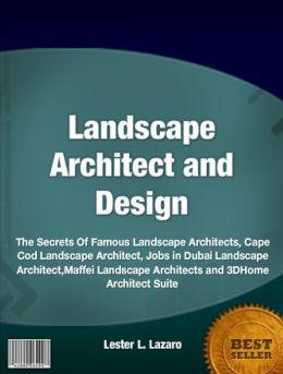 landscape architect and design