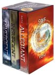 Book Cover Image. Title: Divergent Series Complete Box Set, Author: Veronica Roth