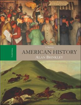 American History A Survey With Primary Source