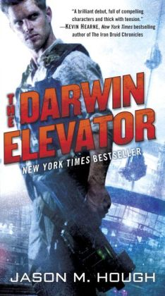 book cover for Darwin Elevator