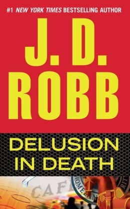 book cover for Delusion in Death