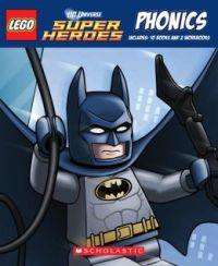 LEGO DC Super Heroes: Phonics Boxed Set by Quinlan B. Lee ...