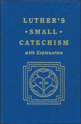 Image result for images of luther's small catechism