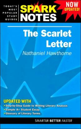 The Scarlet Letter SparkNotes Literature Guide Series by