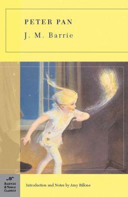 Peter Pan (Barnes & Noble Classics Series)